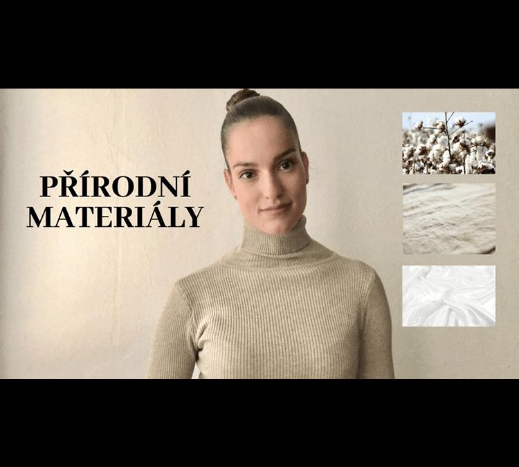 Přírodní materiály